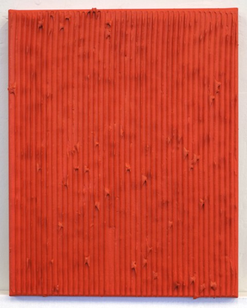 Jakob Gasteiger, untitled, 2013, acrylic on canvas, 50x40cm