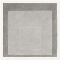 Klaus Mosettig, Homage to the Square 1966_2, 2014, pencil on paper, 42,5x42,4 cm